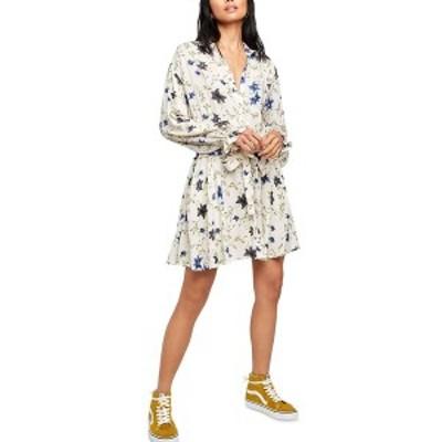 フリーピープル レディース ワンピース トップス Lighten Up Mini Dress Tea Combo