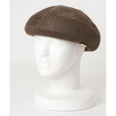 L&HARMONY / [MAISON Birth / メゾンバース] SWITCHING BERET WOMEN 帽子 > ハンチング/ベレー帽
