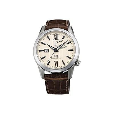 [オリエント時計] 腕時計 オリエントスター WZ0361EL ブラウン