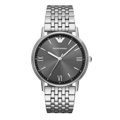 エンポリオアルマーニ ARMANI メンズ Kappa カッパ グレー シルバー ステンレス AR11068 腕時計