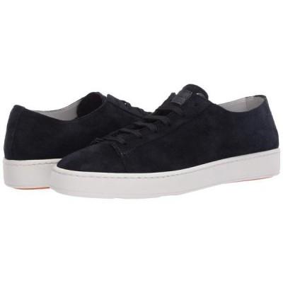 サントーニ メンズ スニーカー シューズ Cleanic Sneaker