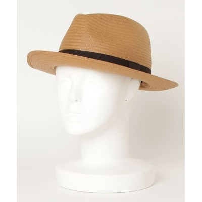 SHIPS / GRILLO: ストローハット MEN 帽子 > ハット