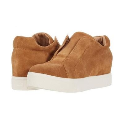 J/Slides レディース 女性用 シューズ 靴 スニーカー 運動靴 Starr - Tan Suede