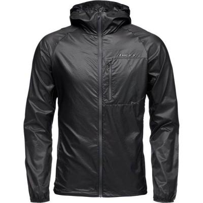 ブラックダイヤモンド メンズ ジャケット・ブルゾン アウター Distance Wind Shell Jacket