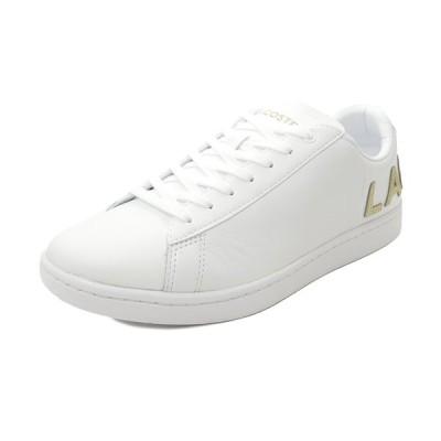 スニーカー ラコステ LACOSTE カーナビーエヴォ 0120 5 ホワイト/ゴールド SM00860-216 メンズ シューズ 靴 20Q3