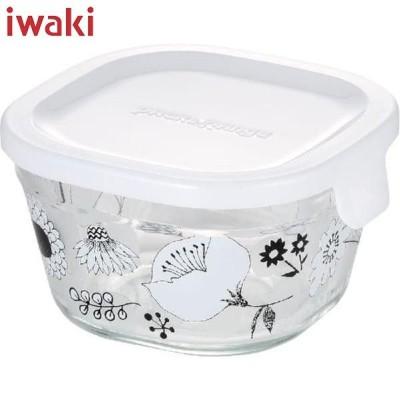 iwaki パック&レンジ 200mL (シンジカトウ/BLOMMA) B3200-SND AGCテクノグラス イワキ