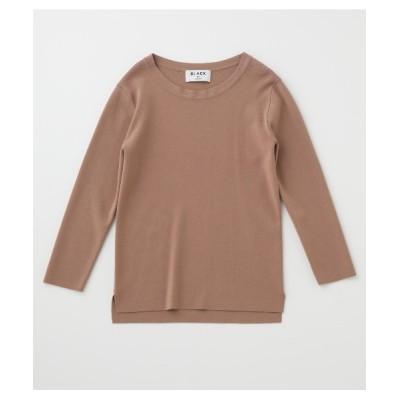 tシャツ Tシャツ washable longsleeve tops<ウォッシャブルロングスリーブトップス>