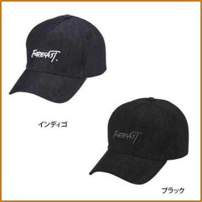 デニムキャップ フリーサイズ 6514 インディゴ ▼おしゃれな帽子