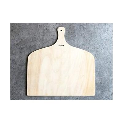 cotta cotta フランスパン取り板 大 茶 長さ410(持ち手込み)幅390厚み約4mm 92236