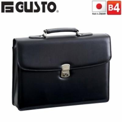 ビジネスバッグ カブセ クラッチバッグ メンズ 38.5cm B4 A4 G-GUSTO G-ガスト #23466 ポイント10倍 hira39