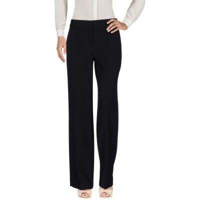 DKNY パンツ ブラック 2 ウール 100% パンツ