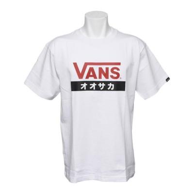 【VANS】 ヴァンズ VANS OSAKA TEE ショートスリーブ VA18SS-OSABC WHITE S ホワイト