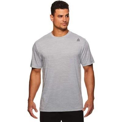 リーボック Reebok メンズ Supersonic Crewneck Workout Tシャツ デザイン with パフォーマン(海外取寄せ品)