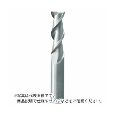 大見 アルミ加工用エンドミル 刃数2 刃径2mm (OEA2R-0020) 大見工業(株) (メーカー取寄)