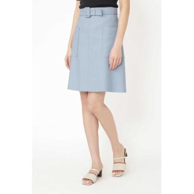 JILLSTUART ◆ドロシー台形スカート ブルー 2