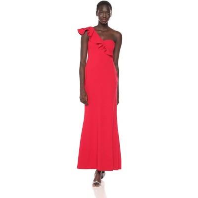 Calvin Klein DRESS レディース US サイズ: 8 カラー: レッド
