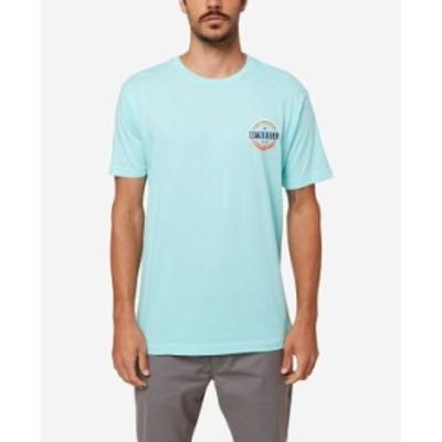オニール メンズ Tシャツ トップス Men's Popcircle T-shirt Blue