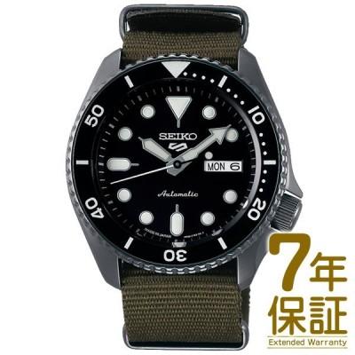 【特典付き】【正規品】SEIKO セイコー 腕時計 SBSA023 メンズ Seiko 5 Sports セイコーファイブ Sports Style メカニカル 自動巻