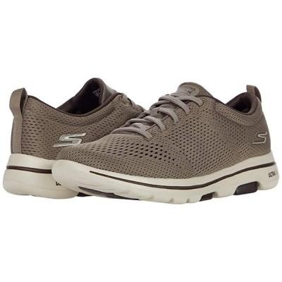 スケッチャーズ Go Walk 5 - Warwick メンズ スニーカー 靴 シューズ Khaki