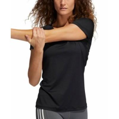 アディダス レディース シャツ トップス Women's Performance T-Shirt Black