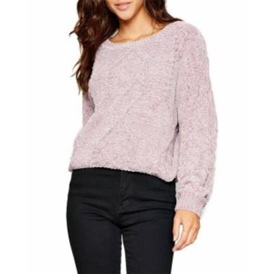 Sadie  ファッション トップス Sadie & Sage Cable Knit Sweater