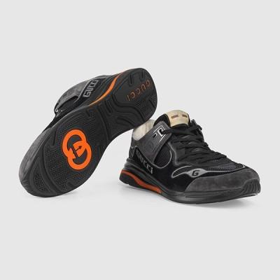 グッチ GUCCI☆メンズMens Ultrapace sneakerスニーカー【587241 0PVT0 1280 】【送料無料】【正規品】