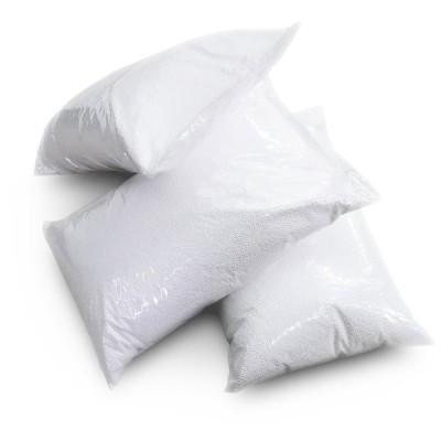 送料無料 ビーズクッション補充用ビーズ 粒径3〜5mm 1.2kg 400g×3袋 日本製 発泡ポリスチレンビーズ