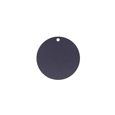 ヨシカワ シートまな板 ネイビー/ホワイト ミニ 栗原はるみ まな板 (丸) HK10793(中古品)