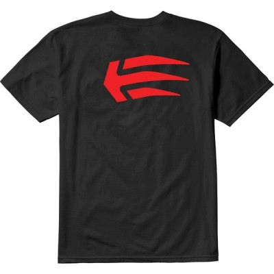 エトニーズ Etnies メンズ Tシャツ トップス Joslin Short Sleeve T-Shirt Black