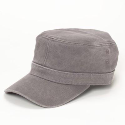 MINER CAP <D.GRAY>