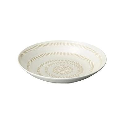 陶器 皿 かんな丸 7.5 多用皿 22.7×4.6cm 400-17-643