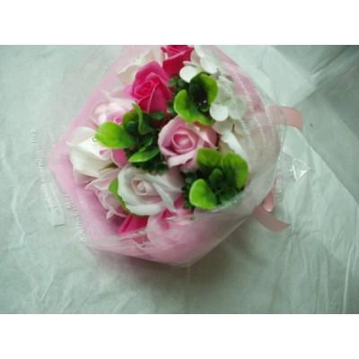 花束 ソープブーケ フレグランスブーケ ソープフラワー 4種類 バレンタインデーやホワイトデーにお勧め