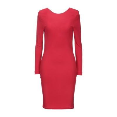 JOHN RICHMOND チューブドレス ファッション  レディースファッション  ドレス、ブライダル  パーティドレス レッド
