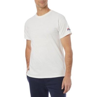 フィラ Fila メンズ テニス Tシャツ トップス FILA Camp Tennis T-Shirt White