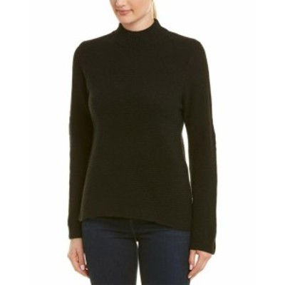 IN Cashmere インカシミア ファッション トップス In Cashmere Mock Collar Cashmere Sweater