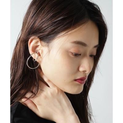 (YEONSEO)片耳デザインイヤーカフ