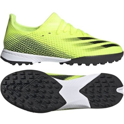 アディダス adidas ジュニア サッカー フットサル トレーニング シューズ エックス ゴースト.3 TF J KZM92 FW6926 【2021SS】