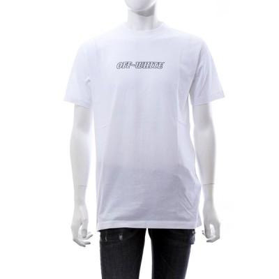 オフホワイト Tシャツ 半袖 丸首 クルーネック OMAA027R21JER0110131 メンズ AA027R21 JER011 ホワイト 2021年春夏新作 OFF-WHITE