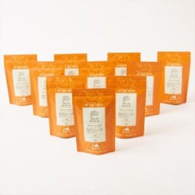 【10袋セット】【ルピシア】【デカフェマスカット】【ティーバッグ】カフェインレス  LUPICIA 10個入 × 10袋 スリランカ茶 緑茶 紅茶 フ