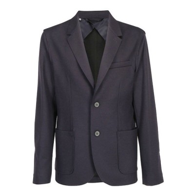 ランバン メンズ ジャケット&ブルゾン アウター Lanvin Single Breasted Blazer -