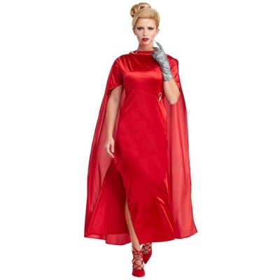アメリカンホラーストーリー ホテル エリザベス コスチューム レディガガ Lady Gaga ドレス 赤 コスプレ 仮装 衣装 アメホラ ハロウィン ホラー