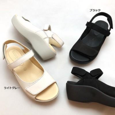 bussola ブソラ サンダル 厚底 ベルクロ コンフォート 軽量 靴 90ic905700