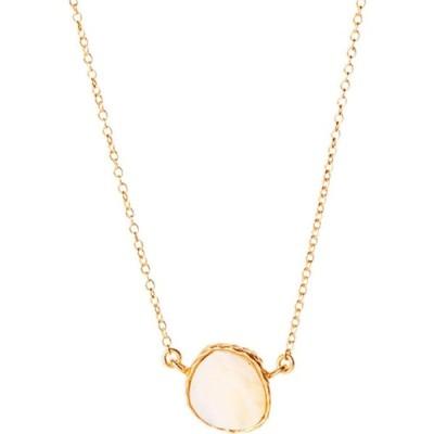 クリスティーナ グリーン CHRISTINA GREENE レディース ネックレス ジュエリー・アクセサリー Delicate Pendant Necklace Pearl