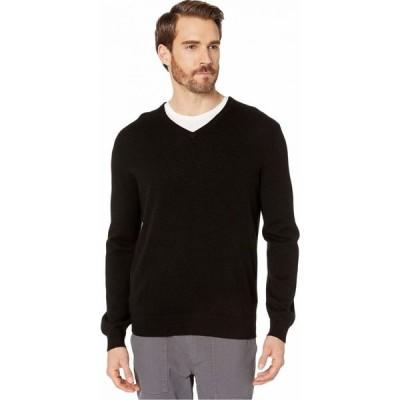 ジェイクルー J.Crew メンズ ニット・セーター Vネック トップス Everyday Cashmere V-Neck Sweater Black