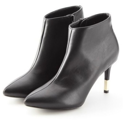 ショートブーツ ilima イリマ BABY PURE ベビィピュア EVOL イーボル (if7067) レディース ハイヒール ピンヒール シューズ 靴 お取り寄せ商品