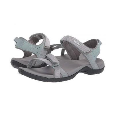 Teva テバ レディース 女性用 シューズ 靴 サンダル Verra - Spili Ladder Gray Mist