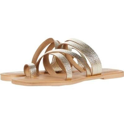 マッテオ マッシモ Massimo Matteo レディース サンダル・ミュール シューズ・靴 Strappy Sandal Platnum