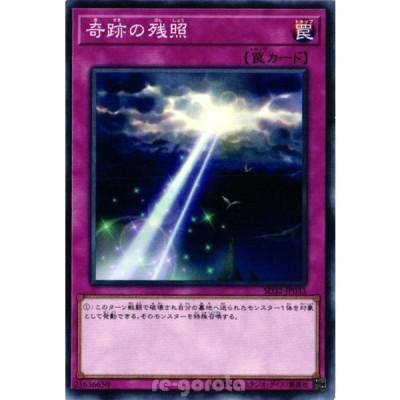 SD32-JP033 奇跡の残照 (ノーマル) 罠 遊戯王