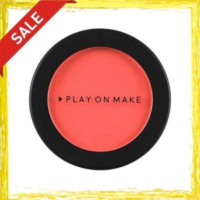PLAY ON MAKE(プレイオンメイク) ブルームチーク PM-0015 ピオニーコーラル (1個)