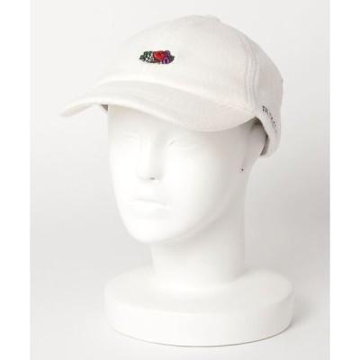 帽子 キャップ FRUIT OF THE LOOM FLEECE LOGO EMB LOW CAP